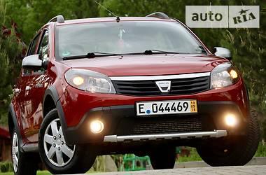 Renault Sandero StepWay 2011 в Дрогобыче