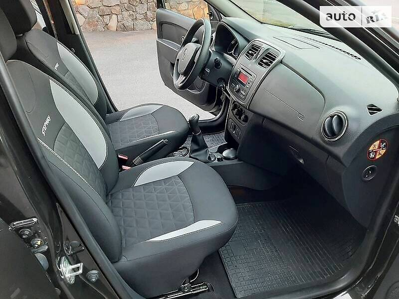 Renault Sandero StepWay IDEAL