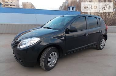 Renault Sandero 2010 в Луганске
