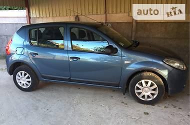 Renault Sandero 2012 в Сумах