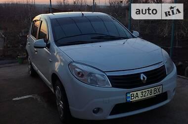 Renault Sandero 2011 в Кропивницком