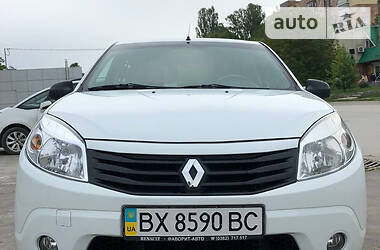 Renault Sandero 2011 в Каменец-Подольском