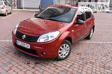 Renault Sandero 2009 в Івано-Франківську