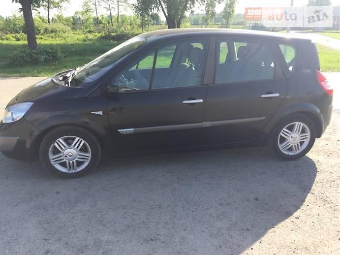 Renault Scenic 2003 в Львове