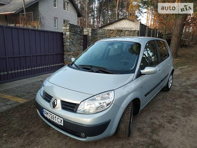 Renault Scenic 2003 в Житомире