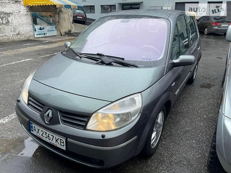 Минивэн Renault Scenic 2005 в Харькове