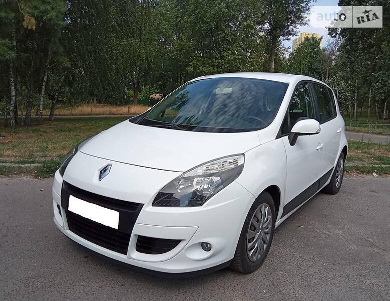 Renault Scenic 1.6 MPI 16V