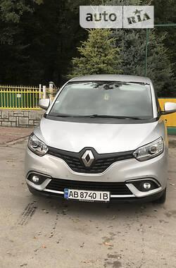 Хэтчбек Renault Scenic 2017 в Виннице