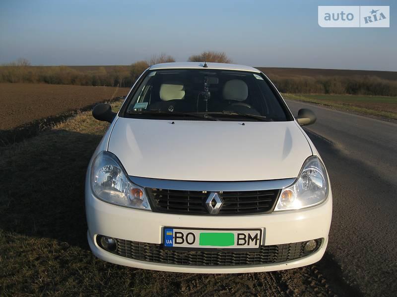 Renault Symbol 2011 в Збараже