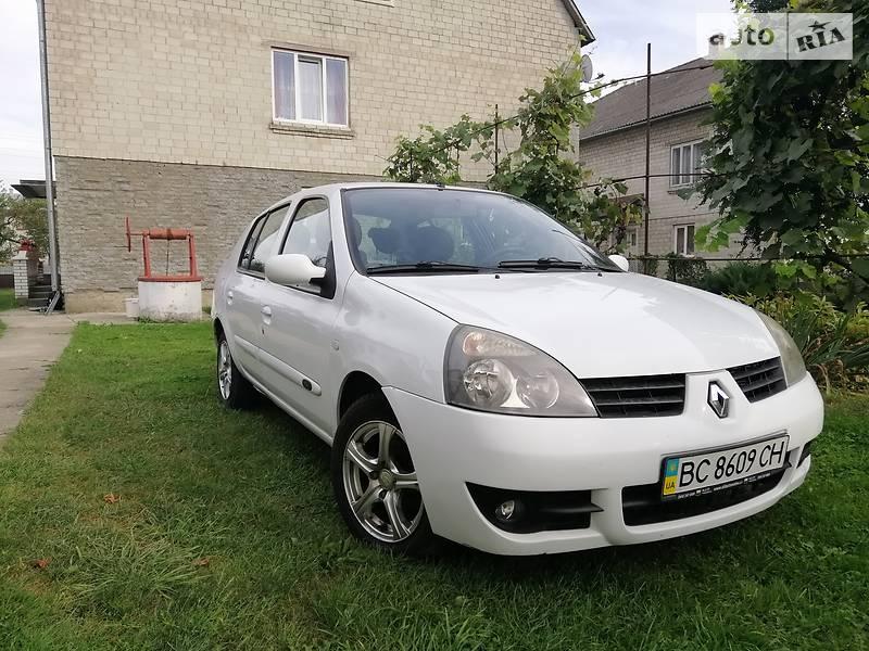 Renault Symbol 2006 в Стрые