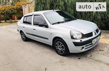 Renault Symbol 2003 в Харькове