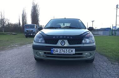 Седан Renault Symbol 2002 в Дніпрі