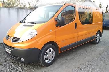 Renault Trafic груз.-пасс. 2012 в Виноградове