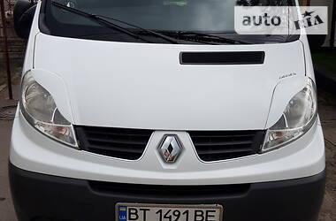 Renault Trafic груз.-пасс. 2007 в Борисполі