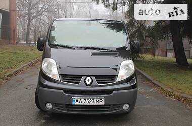 Renault Trafic груз.-пасс. 2012 в Києві