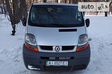 Renault Trafic груз.-пасс. 2005 в Переяславі-Хмельницькому