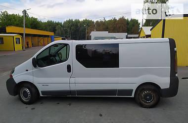Легковий фургон (до 1,5т) Renault Trafic груз.-пасс. 2006 в Хмельницькому