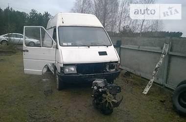 Renault Trafic груз.  1989