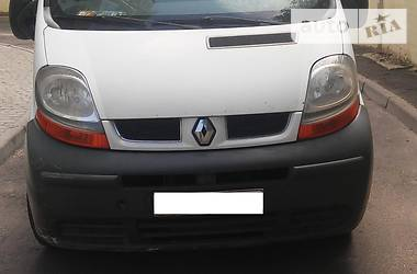 Renault Trafic груз. 2005 в Львове