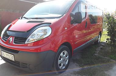 Renault Trafic груз. 2012 в Николаеве