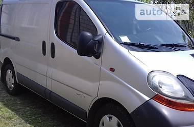 Renault Trafic груз. 2004 в Вінниці