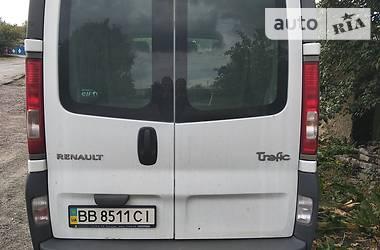 Renault Trafic груз. 2007 в Антраците