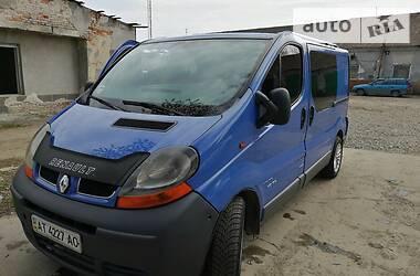 Renault Trafic груз. 2003 в Ивано-Франковске