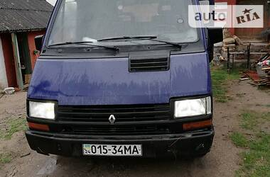 Renault Trafic груз. 1994 в Богуславе