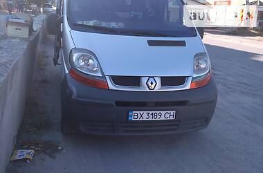 Renault Trafic груз. 2005 в Дунаевцах