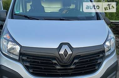 Renault Trafic груз. 2016 в Дубно