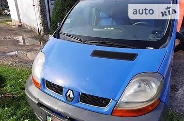Renault Trafic груз. 2002 в Рожнятове