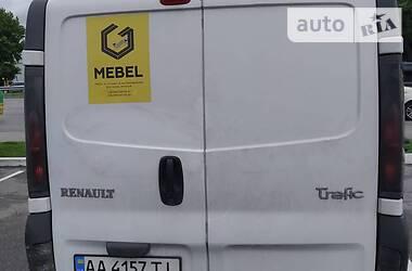 Renault Trafic груз. 2002 в Киеве