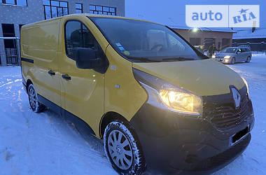 Renault Trafic груз. 2016 в Ровно