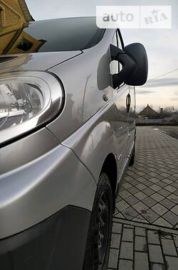 Renault Trafic груз. 2012 в Волновахе