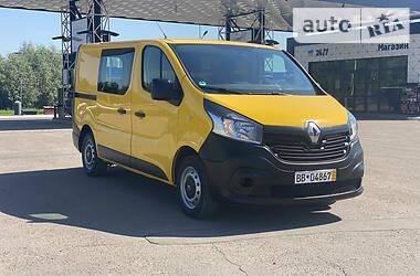 Легковой фургон (до 1,5 т) Renault Trafic груз. 2018 в Дубно