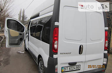 Renault Trafic 2010 года
