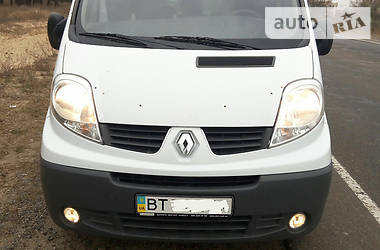 Renault Trafic пасс. 2009 в Херсоне