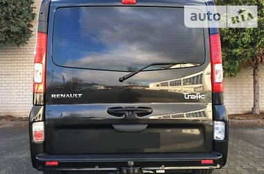 Renault Trafic пасс. 2014 в Ратным