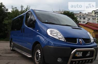 Renault Trafic пасс. 2012 в Ивано-Франковске
