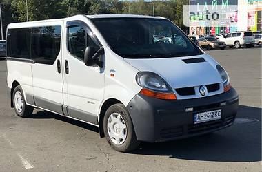 Renault Trafic пасс. 2006 в Краматорске