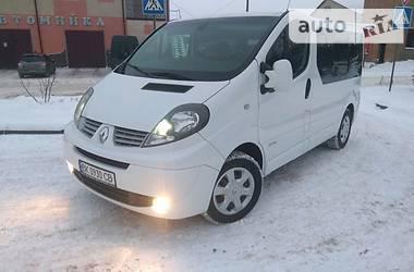 Renault Trafic пасс. 2013 в Дубно