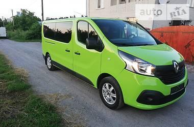 Renault Trafic пасс. 2015 в Козятині