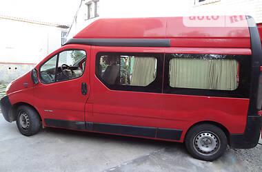 Renault Trafic пасс. 2006 в Новограде-Волынском