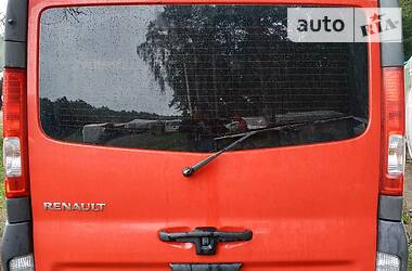 Renault Trafic пасс. 2012 в Дубно