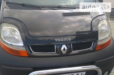 Легковий фургон (до 1,5т) Renault Trafic пасс. 2004 в Малині