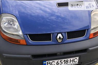 Renault Trafic пасс. 2004 в