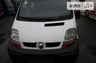 Renault Trafic пасс. 2003 в Ковелі