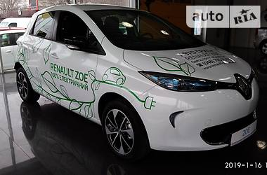 Renault Zoe 2018 в Одессе