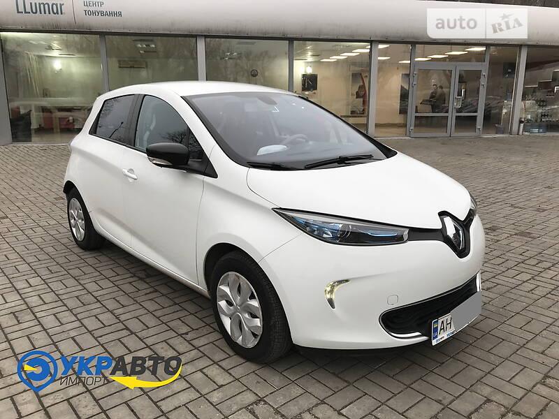 Renault Zoe 2015 в Днепре