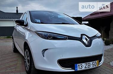 Хэтчбек Renault Zoe 2015 в